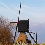 Molen Noordeloos aan Noordzijde