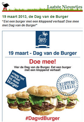 Dag van de burger