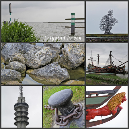 Lelystad collage