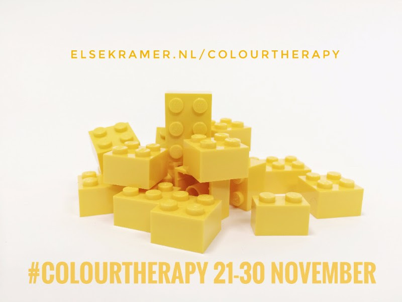 Colourtherapy geel